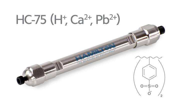 HC-75 阳离子交换色谱柱