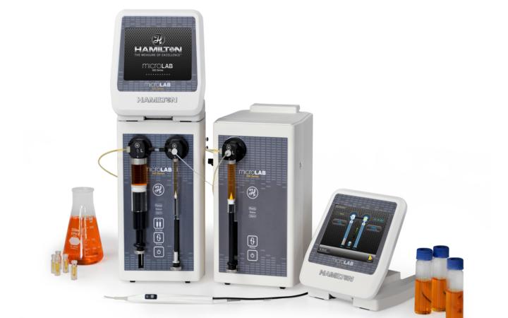 MircoLab 600系列稀释仪与分液仪