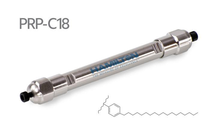 PRP-C18 反相色谱柱